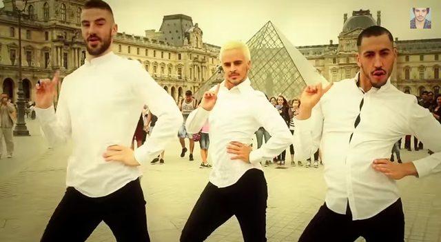画像1: 究極のオトメンがフェロモン全開!色気を放つ男性3人のダンスパフォーマンスがカッコよすぎる。