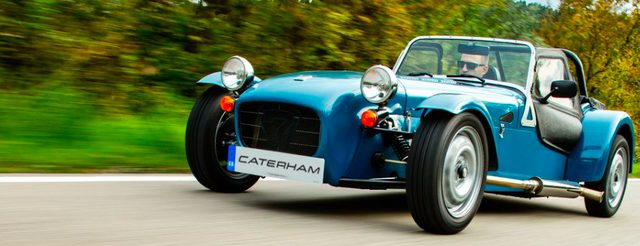 画像: SEVEN 160 www.caterham-cars.jp