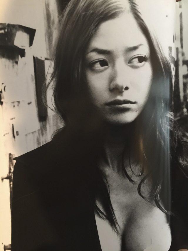 画像: 私にとっての真木さんはこれ、であるー月刊真木よう子 より