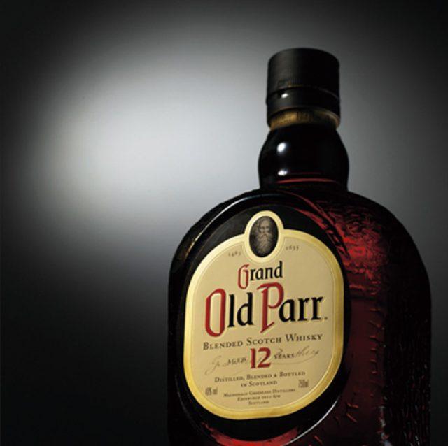 画像: Old Parr www.mhdkk.com