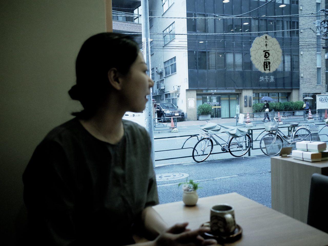 画像: 豆園 取締役 濱涼子氏