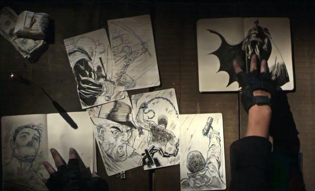 画像: バットマンなんて怖くねえ!やっちまえっ! ・・果たしてバットマンと拉致された男の運命は!?