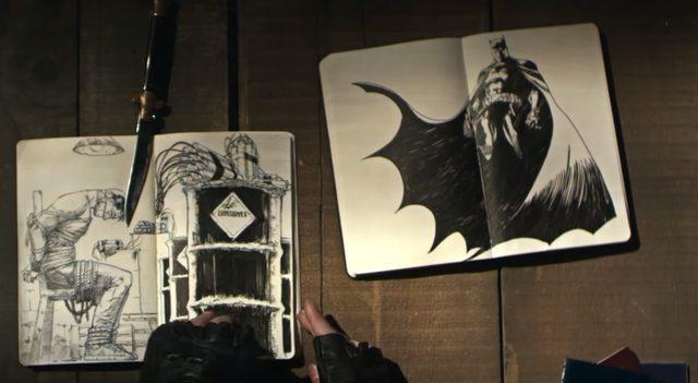 画像: 我らがバットマン!