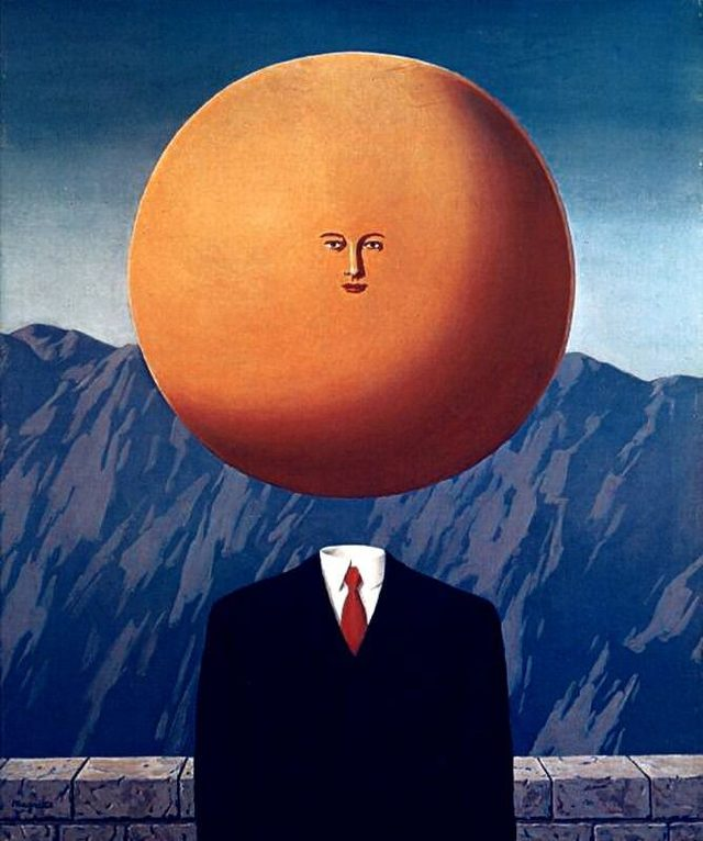 画像: The Art of Living, 1967 by Rene Magritte www.renemagritte.org
