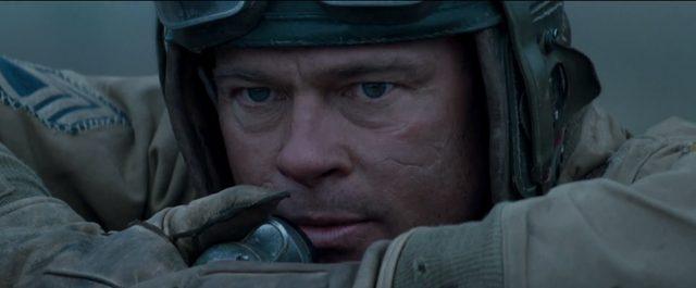 画像: ブラッド・ピッド演じるドン・ウォーダディー・コリアー。「理想は平和だが、歴史は暴力の連続だ」 fury-movie.jp