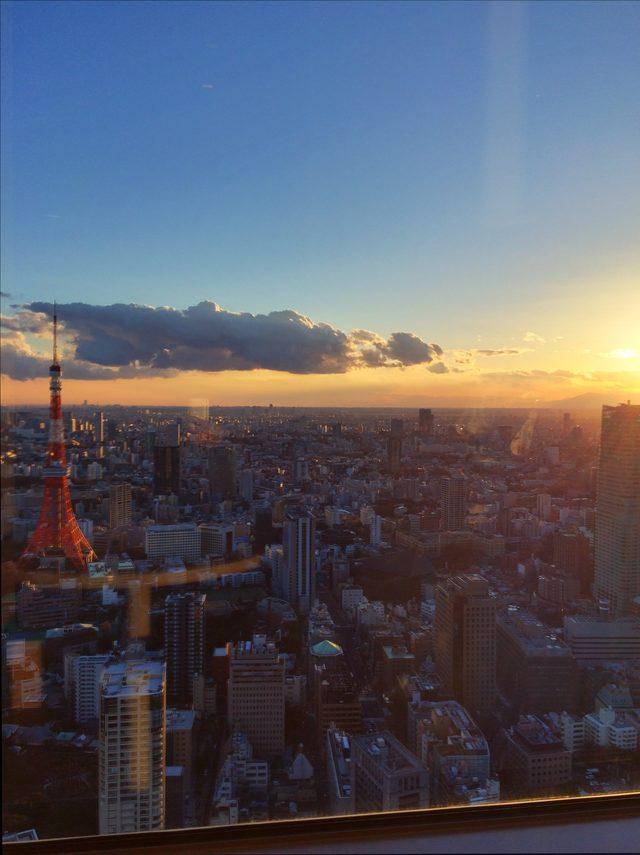 画像: 東京で最高の夕陽は!?