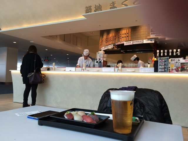 画像: Sushi at GATE 72