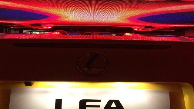 画像: LEXUS x ライゾマのコラボがふたたび!