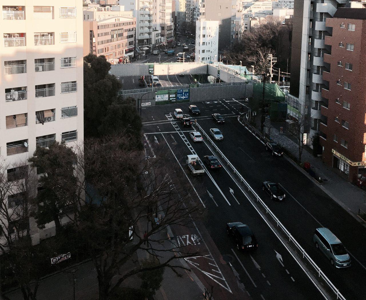 画像: 天現寺橋