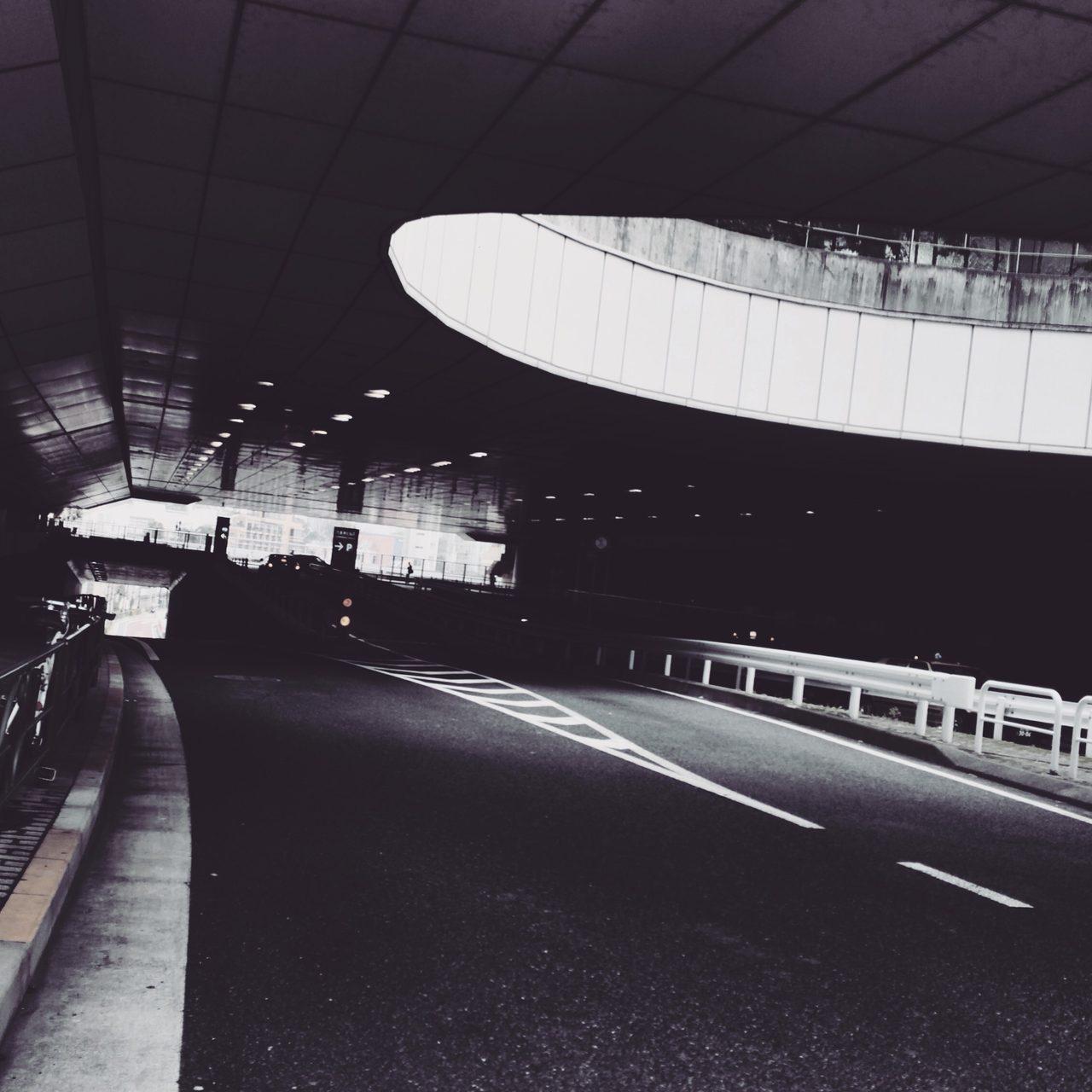 画像: 麻布トンネル