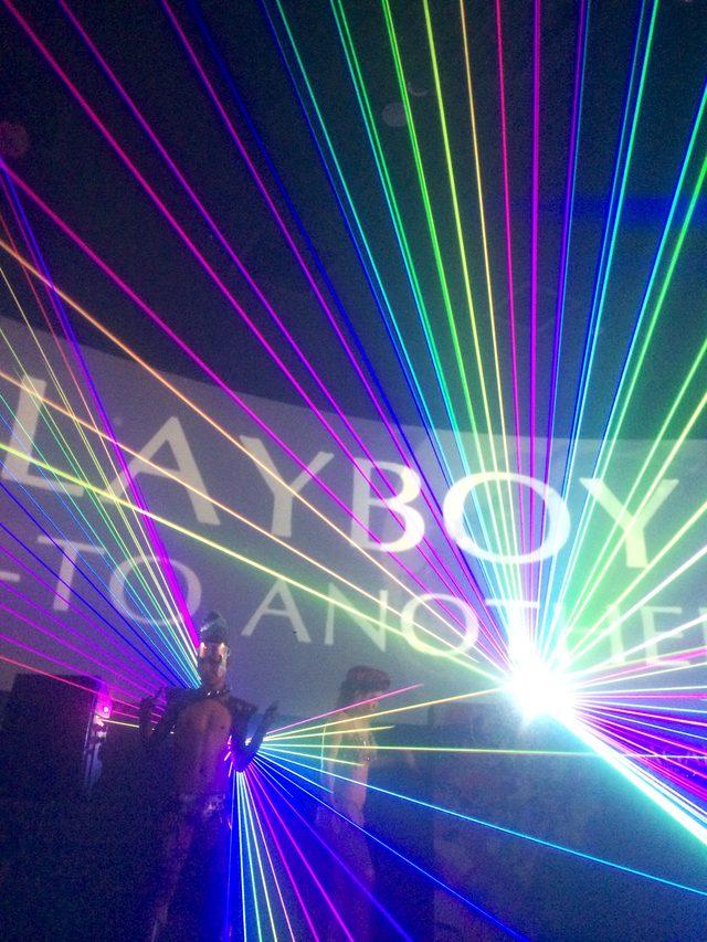 画像: 恵比寿アクトスクエアで開催されたPLAYBOY NIGHT
