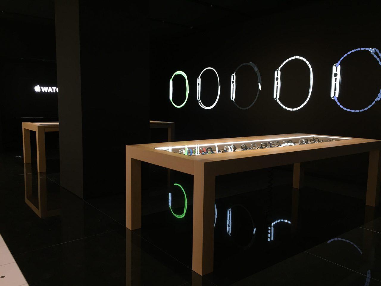 画像: 新宿伊勢丹に世界に3店舗だけのApple Watch専門店
