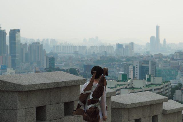 """画像: アートの""""いのち""""は受け継がれていく TWS-NEXT @tobikan 「上野のクロヒョウ」"""
