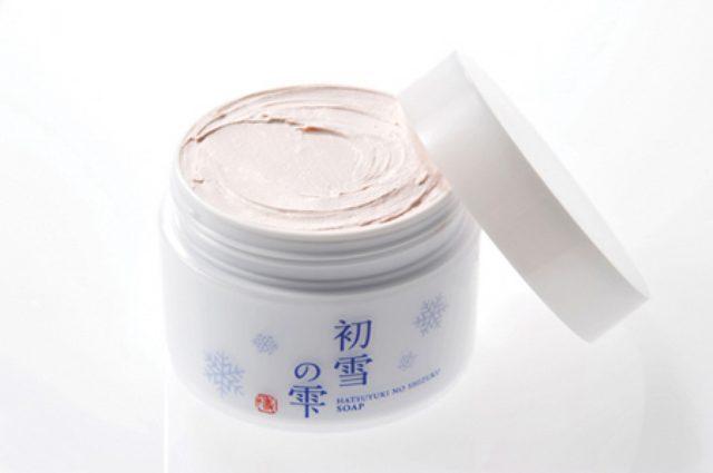 画像: 肌本来の再生力にはたらきかける洗顔石けん