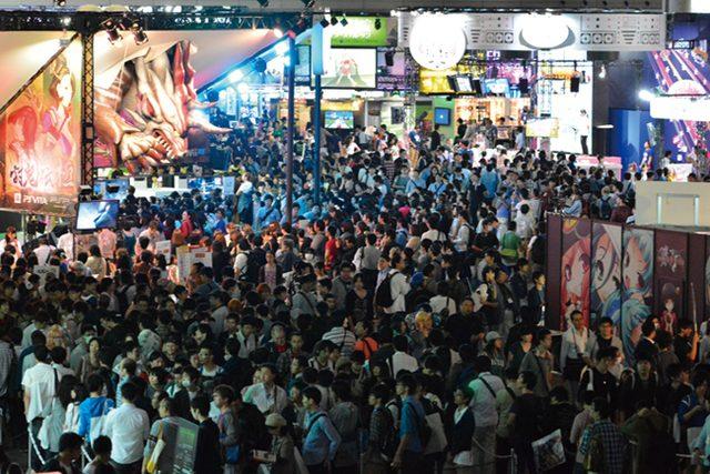 画像: 東京ゲームショウ 2015年は楽しみ方の多様化色濃く