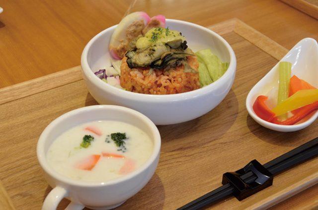 画像: 舞鶴の牡蠣が味わえる