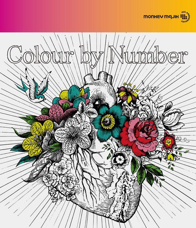 画像: 音楽で「つなげる」、「つないでいく」こと。 「Colour by Number」MONKEY MAJIK