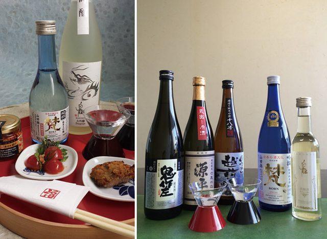 画像: 福井県の美味しい味覚とお酒が味わえる