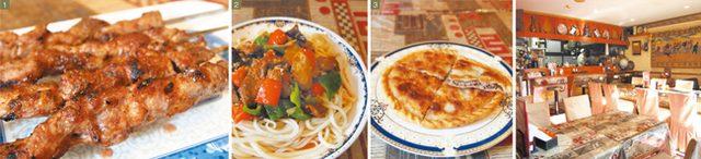 画像: 【西新宿】シルクロード・タリム ウイグルレストラン 悠久の歴史が今に伝える羊肉&麺料理を堪能!