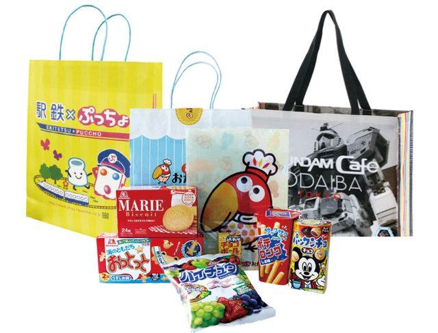 画像: 量販店やモールでは春節祝う福袋も登場