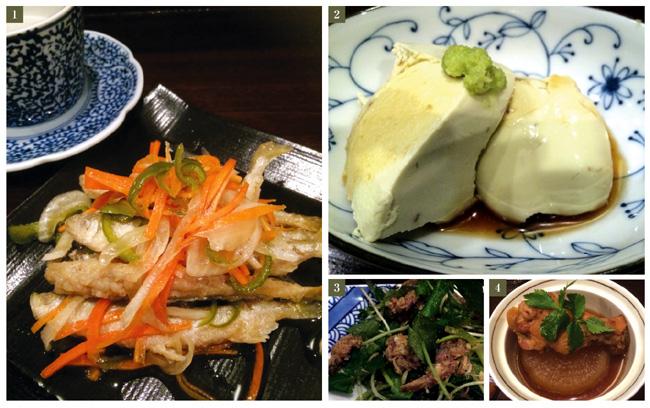 画像: 今日も食べ過ぎ東京グルメ探偵 OBANZAIYA 喜月(新橋)