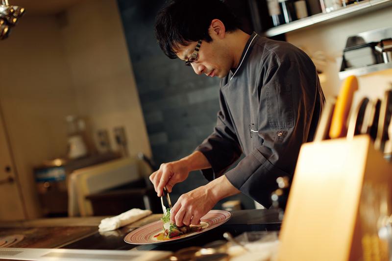 画像: 隠れ家にしておきたいけど、自慢したい。 岡山に根付いた本格フレンチレストラン。【街の巨匠】