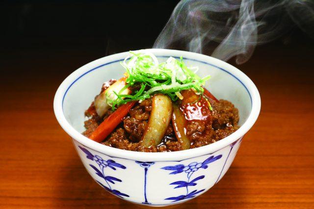 画像: 神戸ビーフがもつ芳醇な香りと肉本来の味を生かす特選タレで丁寧に焼き上げた焼き肉丼