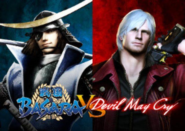 画像: 人気ゲームが舞台でコラボ!「戦国BASARA vs Devil May Cry」