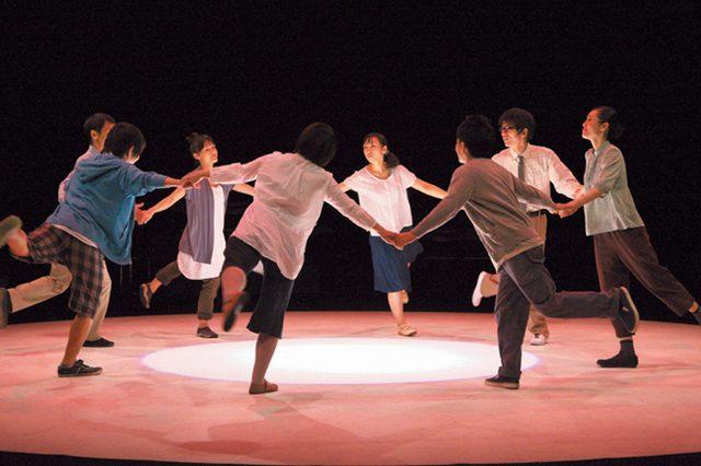 画像: 「わが星」舞台写真(撮影・青木司)