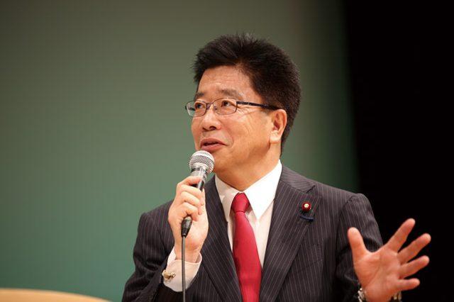 画像: ラジオ番組『JAPAN MOVE UP』毎週土曜日21時30分〜 TOKYO FMで放送中! 第113回 5.30 OAより 加藤勝信さん(内閣官房副長官) 撮影  宗村和磨