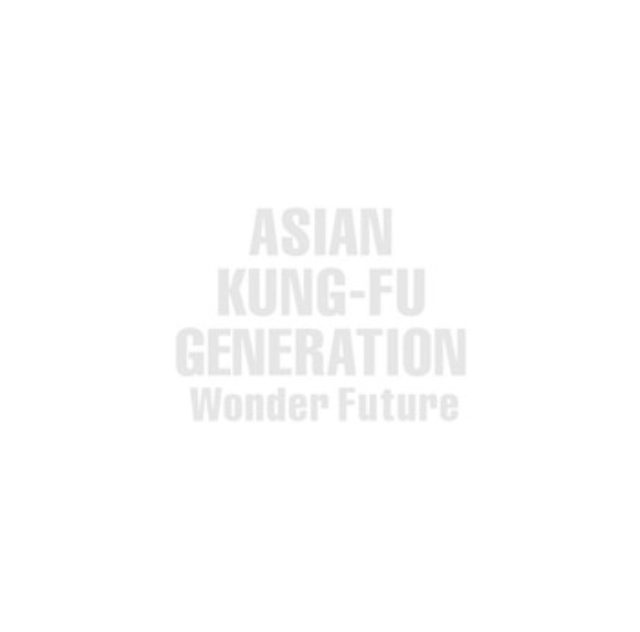 画像: 「Wonder Future」ASIAN KUNG-FU GENERATION