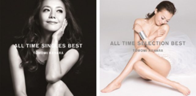 画像: Latest information 『ALL TIME SINGLES BEST』& 『ALL TIME SELECTION BEST』24日リリース