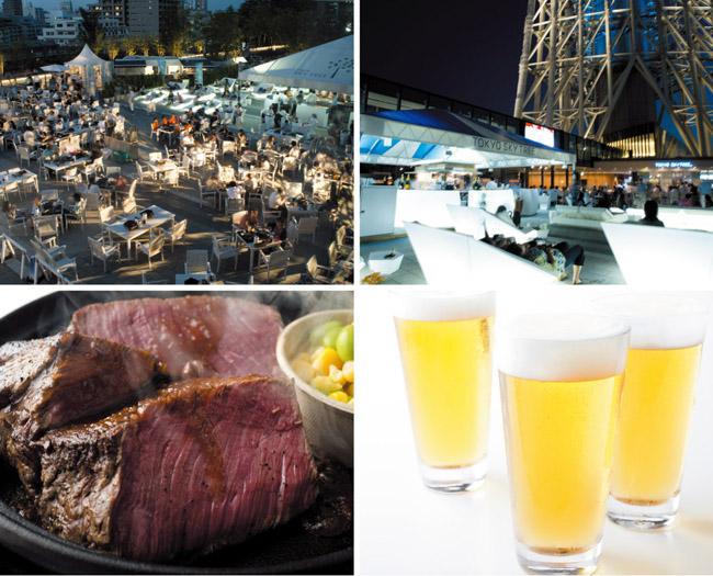 画像: 東京に酔う! 都会派ソト飲み 【押上】東京のランドマークを見上げながら飲む!