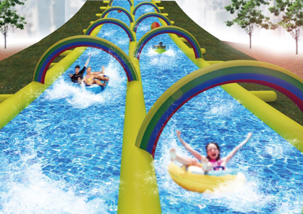 画像: この夏は豊洲で驚愕、絶叫、大興奮!