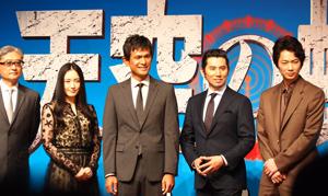 画像: 「頼りがいがある」本木雅弘、初共演の江口洋介を絶賛