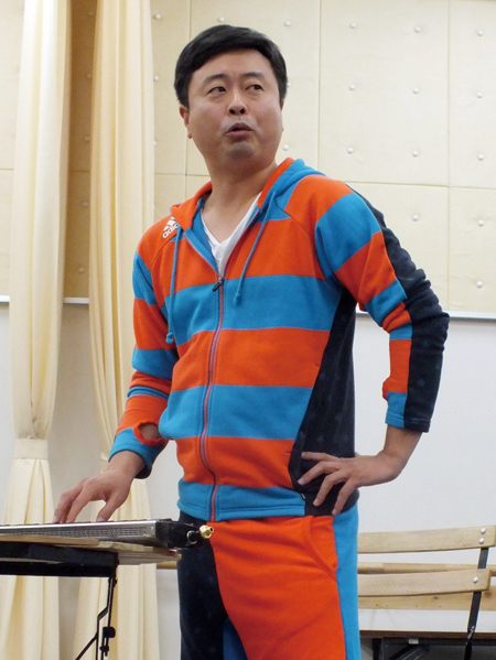 画像: 河本準一「初舞台、初主演、初座長! 手応えしかなくてどうしよう」
