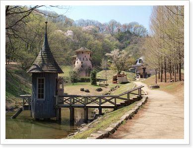 画像: あけぼの子どもの森公園 ムーミン谷へ行こう 飯能市の観光スポット
