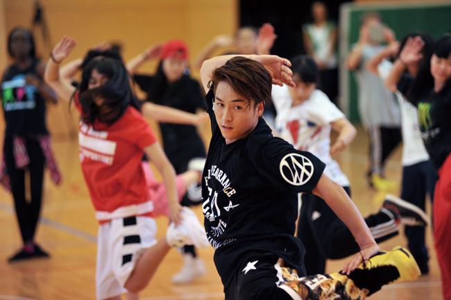 画像1: EXILE TETSUYA 横須賀でトークショー&ダンスレッスン