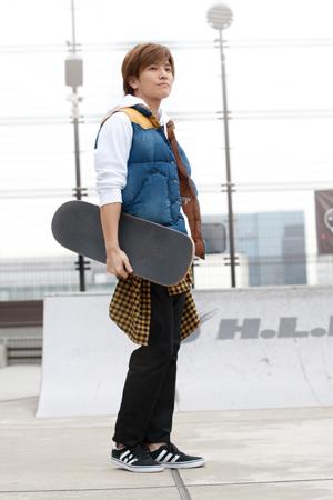 画像: 【INTERVIEW ARCHIVE】EXILEとしてグループに貢献できる事は何でも挑戦したい 岩田剛典(2014.11)