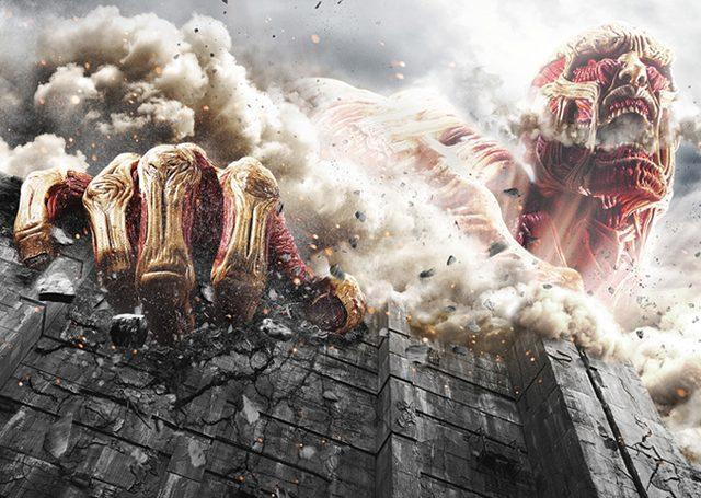 画像: ©2015 映画「進撃の巨人」製作委員会 ©諫山創/講談社