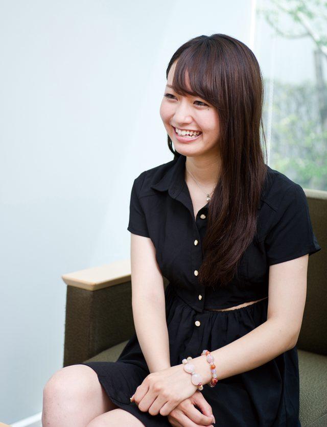 画像: ファジアーノ岡山の女子マネとして地元を盛り上げたい