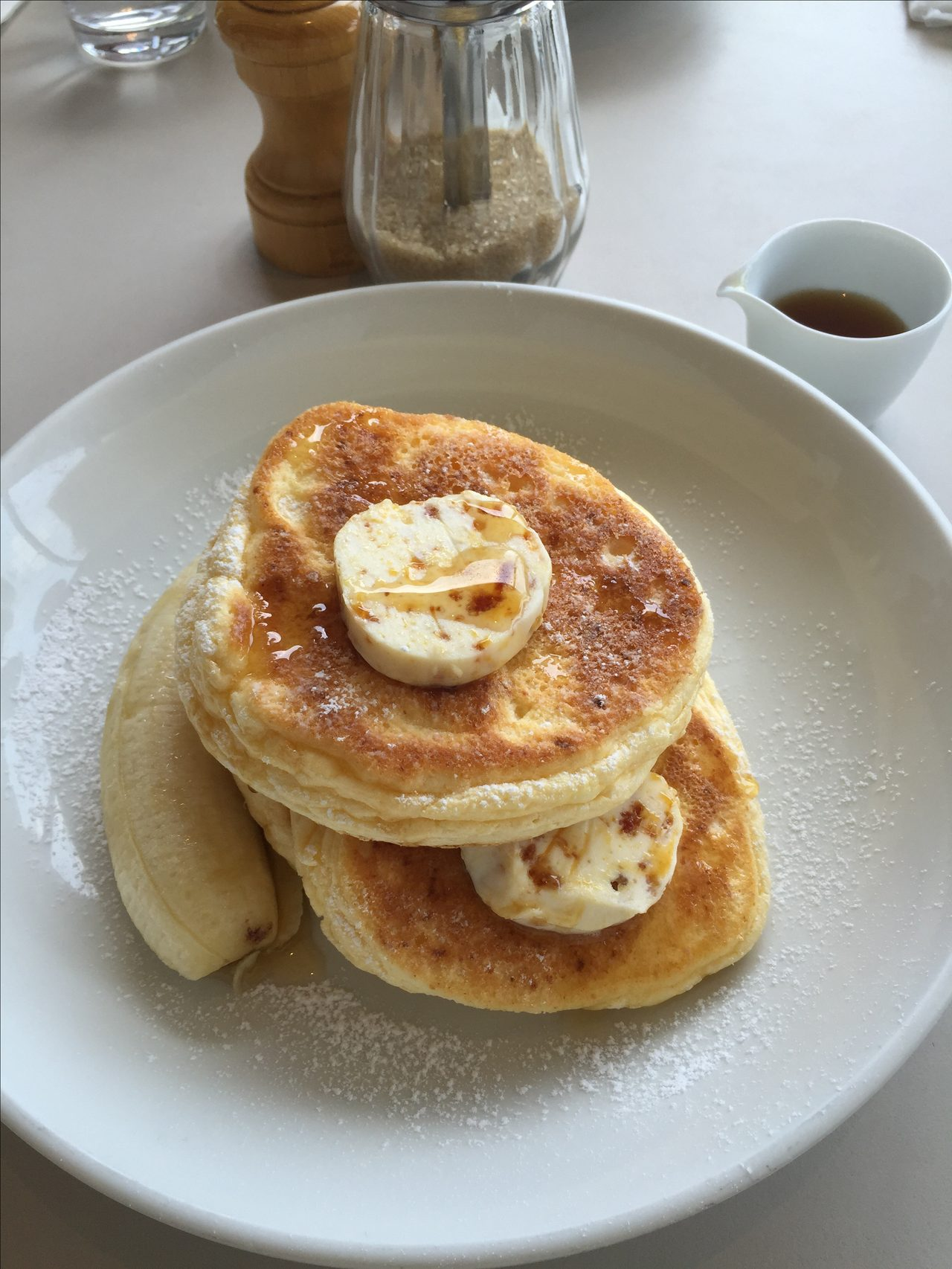 画像1: 世界一の朝食、billsのリコッタパンケーキ♡