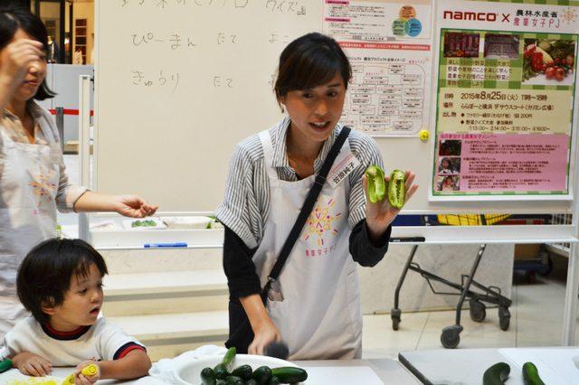 画像1: 農業イベントで子どもの野菜嫌いを解消!?