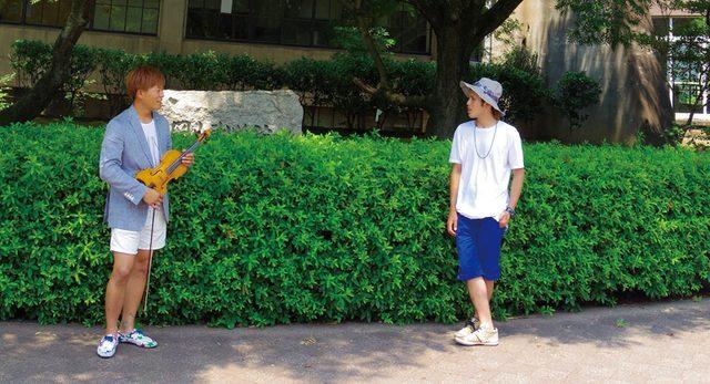 画像: Special Interview Column 岡山生まれのシンガーソングライター・玉川洋輔が聞く!
