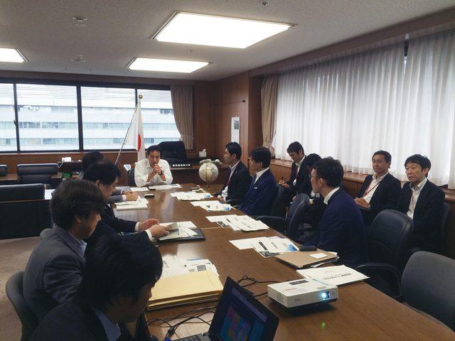 画像: 2020年に向けて地方創生に関する勉強会を立ち上げ『JAPAN MOVE UP!日本を元気にワーキング』