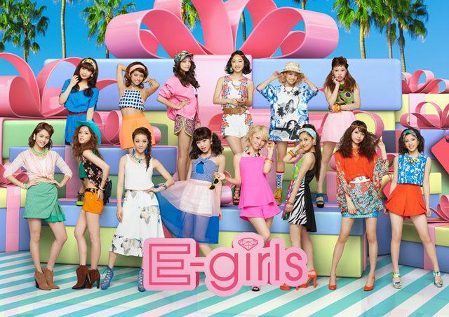 画像: E-girls(イー・ガールズ) OFFICIAL WEBSITE