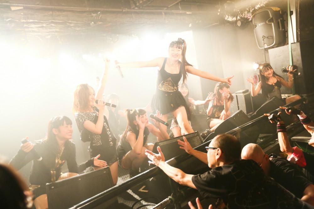 画像: アイドルユニット「G→L」2周年ライブで驚愕のパフォーマンスを披露