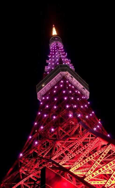 画像: http://www.tokyotower.co.jp/