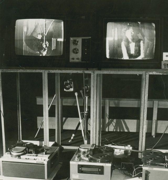 画像: Re: play 1972/2015―「映像表現 '72」展、再演 | 東京国立近代美術館