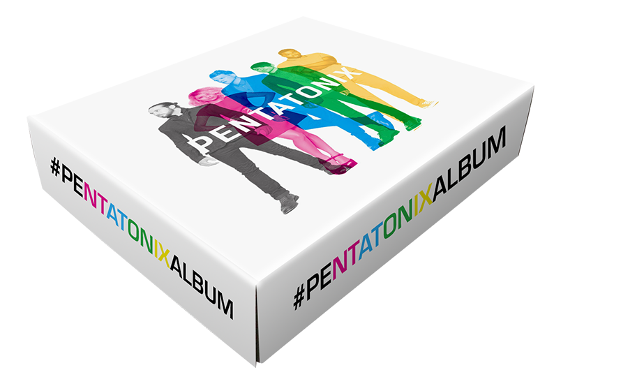 画像: Pentatonix